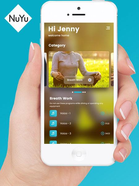 nuyu android app development
